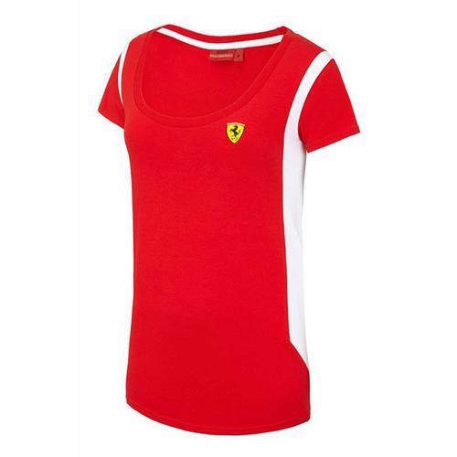 Scuderia Ferrari Race T-Shirt Ladies