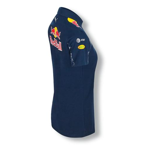 RED BULL RACING TEAM POLO SHIRT LADIES | Motorstore F1 Team