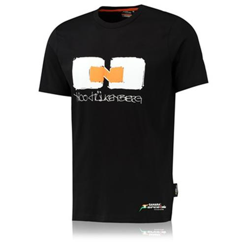 FORCE INDIA N.H DRIVERS T-SHIRT MENS