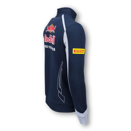 SCUDERIA TORO ROSSO SWEAT JACKET MENS 2016 REPLICA