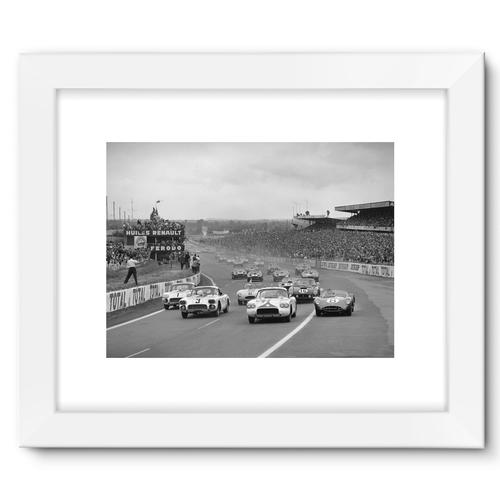 Le Mans, France.25th-26th June1960 | White