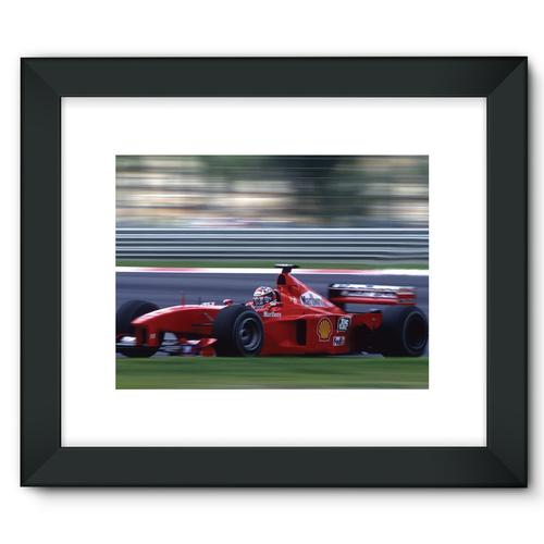 Michael Schumacher, Ferrari | Black