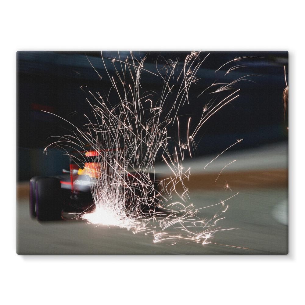 Daniel Ricciardo, Marina Bay Circuit | Motorstore Gallery