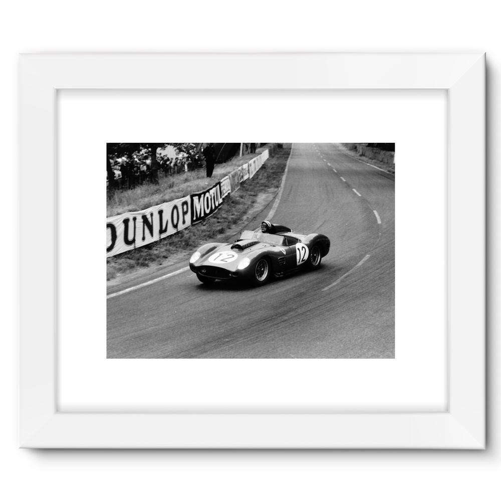 Dan Gurney/Jean Behra, Ferrari 250TR | Motorstore Gallery