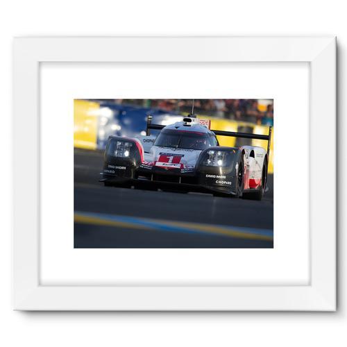 Team Porsche 919 Hybrid   White