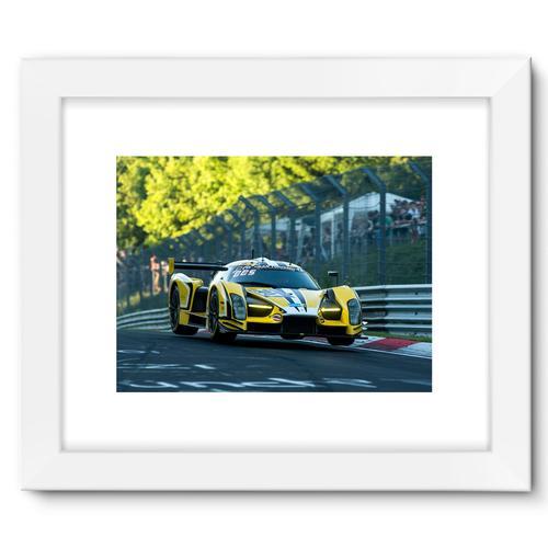 704 Traum Motorsport | White