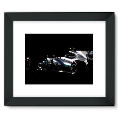 Valtteri Bottas, Mercedes AMG F1 F1 W08 | Black